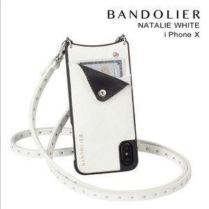 Bandolier Natalie IPhone X Phone Case